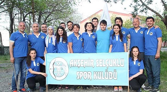 Akşehir Selçuklu Spor Kulübü başarıdan başarıya koşuyor