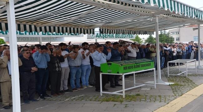 İŞ ADAMI FİKRET EROL SON YOLCULUĞUNA UĞURLANDI