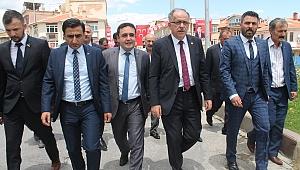 """MHP'Lİ MUSTAFA KALAYCI: """"24 HAZİRAN'DA TEKRAR BAYRAM YAŞAYACAĞIZ"""""""