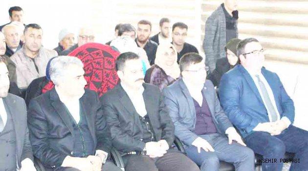 AK PARTİ YUNAK  69. İLÇE DANIŞMA MECLİS TOPLANTISI GERÇEKLEŞTİRİLDİ
