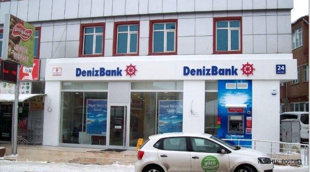 DenizBank'ın 693.Şubesi Yunak'ta Açıldı