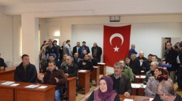 ILGIN'DA MECLİS TOPLANTISI YAPILDI