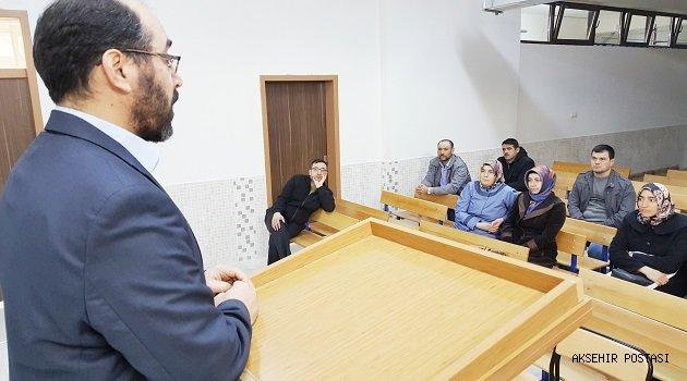 Nimetullah' ta Mahremiyet Eğitimi