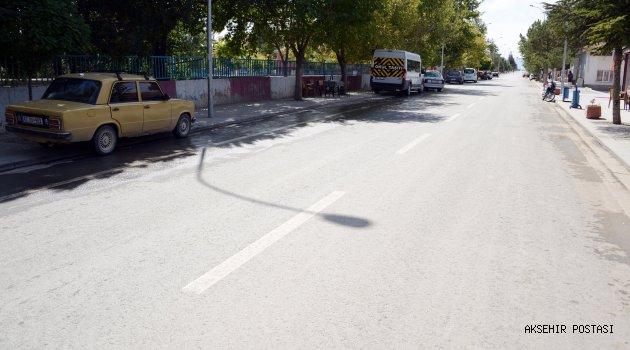 Tuzlukçu İlçesi Prestij Caddelerine Kavuştu
