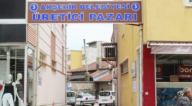 ÜRETİCİ PAZARI AÇILDI