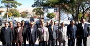 19 Ekim Muhtarlar Günü Yunak'ta Kutlandı