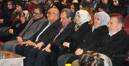 AİLE EĞİTİM SEMİNERİNDE'AİLEDE HAK VE SORUMLULUK' KONUSU İŞLENDİ