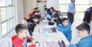 Akşehir'de Ukd ve Elo Ustaları Satranç Turnuvası yapıldı