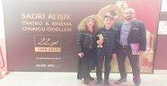 'MAVİ BİSİKLET'İN 7. ÖDÜLÜ SADRİ ALIŞIK'TAN GELDİ…