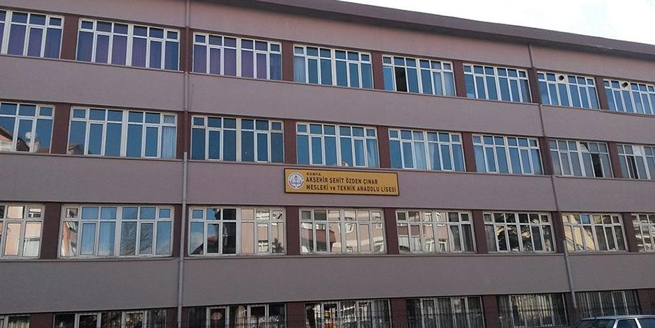 Akşehir Şehit Özden Çınar Mesleki ve Teknik Anadolu Lisesi Başarıya doymuyor