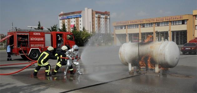 Konya'daki 3 bin yangının sebebi sigara