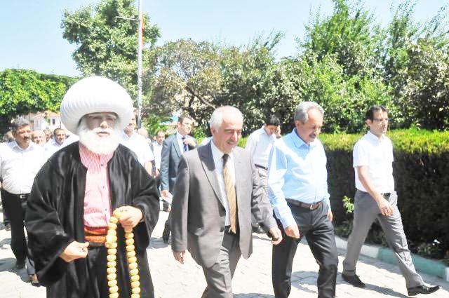 Mevka 14.kalkınma kurulu toplantısı akşehir'de yapıldı
