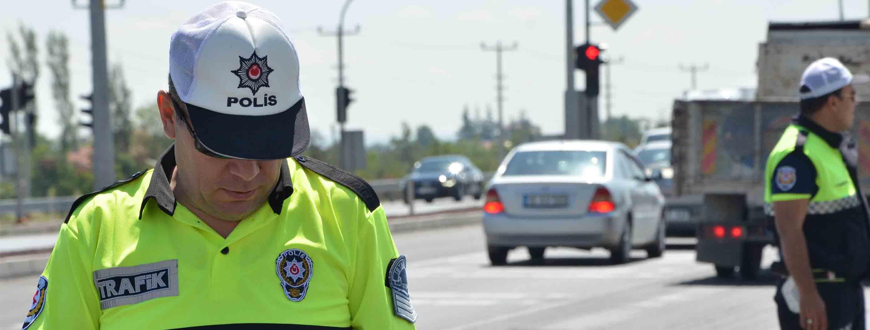 POLİS VE JANDARMANIN BAYRAM MESAİSİ BAŞLADI