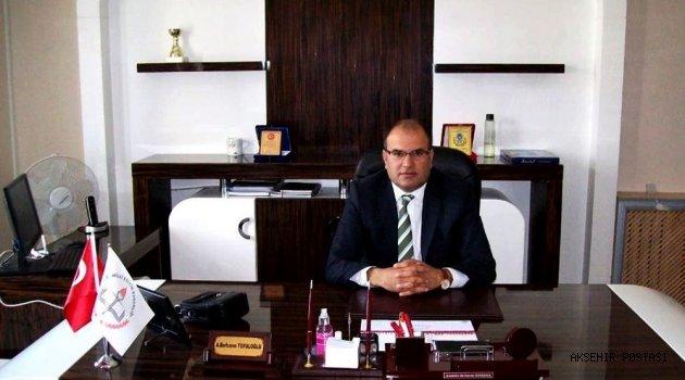 Yunak'ta 10 Ocak Gazeteciler Gününü Unutmayan TEK Kurum Müdürü