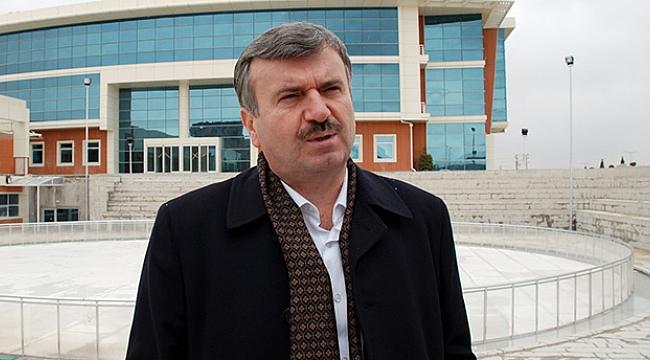 Başkan Akyürek'in programı iptal oldu