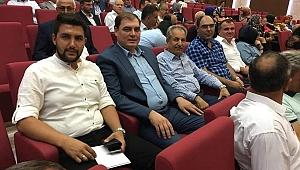 AK PARTİ İL DANIŞMA MECLİSİ TOPLANDI