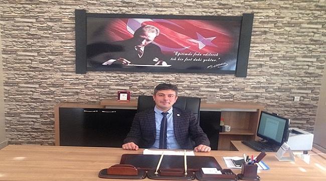 SULTANDAĞI EĞİTİM  BİR-SEN'DE SEÇİM HEYECANI..