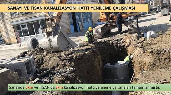 Akşehir'de Asfaltlama ve Altyapı Çalışmaları Tüm Hızıyla Sürüyor