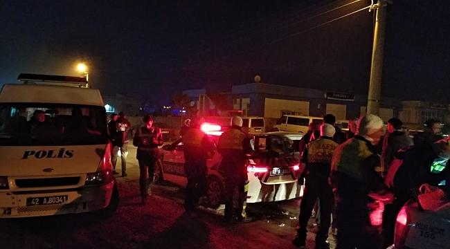 MAHRUKATÇILARA 150 KİŞİLİK POLİS BASKINI