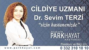 CİLDİYE UZMANI DR. SEVİM TERZİ PARKHAYAT HASTANESİNDE
