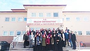 RROJE İHL FAKÜLTE'Yİ ZİYARET ETTİ