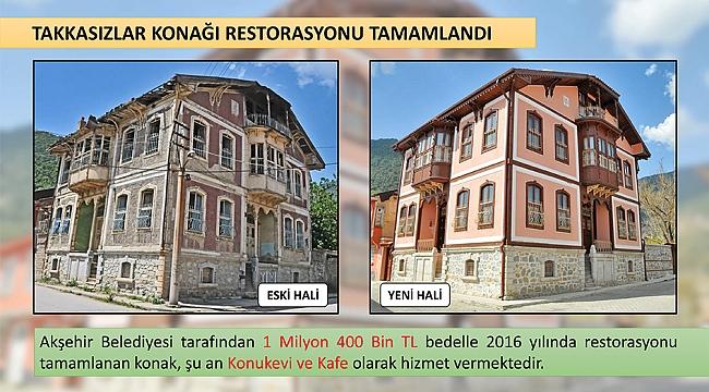 AKŞEHİR'DE TARİH CANLANDI