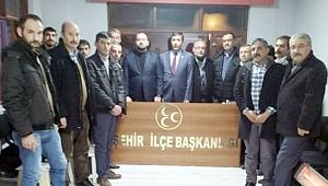 """MHP İlçe Başkanı Salih AKÇA : """"SALİH AKKAYA'YI DESTEKLEYECEĞİZ"""""""