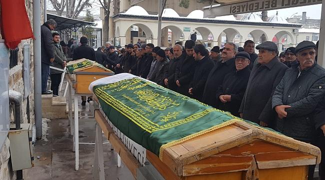 SOBADAN SIZAN GAZDAN ZEHİRLENEN KARI-KOCA DEFNEDİLDİ