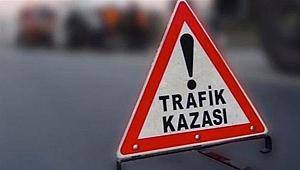 ILGIN'DAKİ TRAFİK KAZASINDA 1 KİŞİ ÖLDÜ 2 KİŞİ YARALANDI