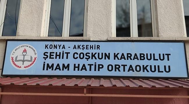 ÇOŞKUN KARABULUT'TA OKUL ZİLLERİ SUSUYOR