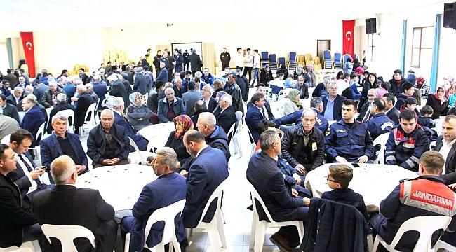 DOĞANHİSAR'DA POLİS HAFTASI KUTLANDI