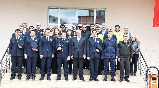 ILGIN'DA POLİS HAFTASI KUTLANDI