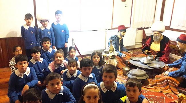 Haydar Tuna İlkokulu'ndan Müze Ziyareti