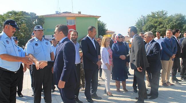 ÇELTİK'TE ZAFER BAYRAMI KUTLANDI
