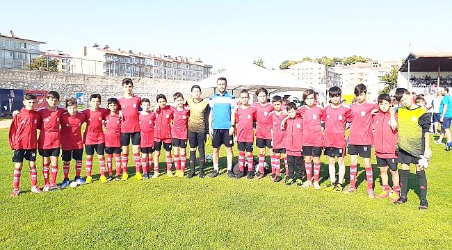 ARDA DİPİ NİĞDE U-12  CUP'DA!