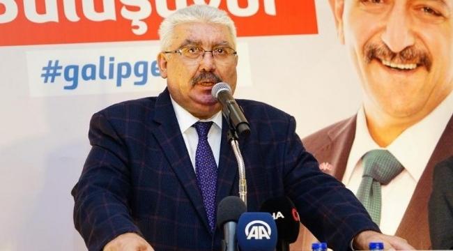 MHP'li Yalçın'dan Murat Çiçek'e teşekkür