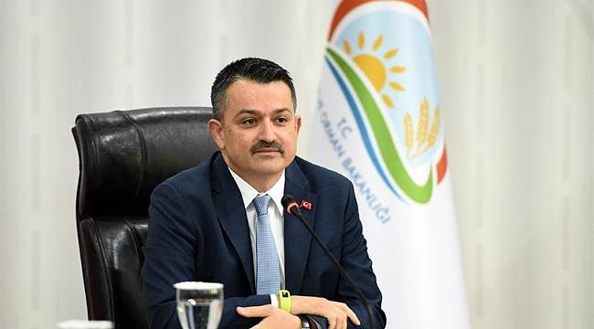 TARIM BAKANI PAKDEMİRLİ ILGIN'A GELİYOR