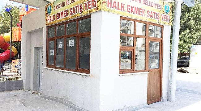 HALK EKMEK FABRİKASI SATIŞ BÜFELERİ HİZMETTE