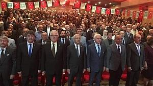 İYİ PARTİ İSTİŞARE TOPLANTISI YAPILDI