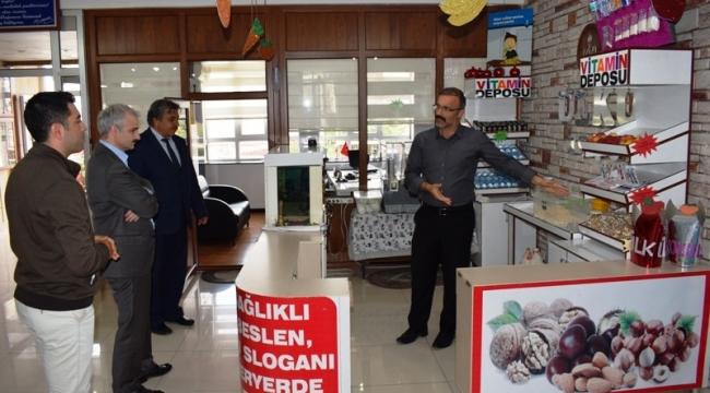 """KADINHANI'NDA VİTAMİNİ DEPOLA, BAŞARIYI YAKALA"""" PROJESİ"""