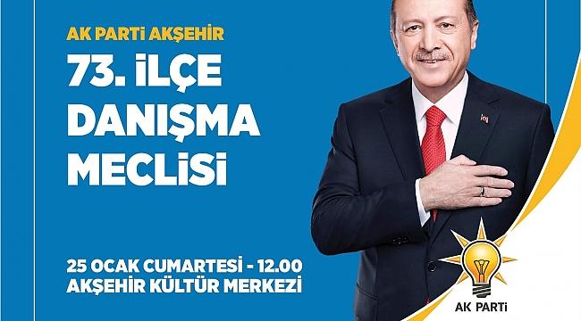 """""""73. DANIŞMA MECLİSİMİZDE BULUŞALIM"""""""