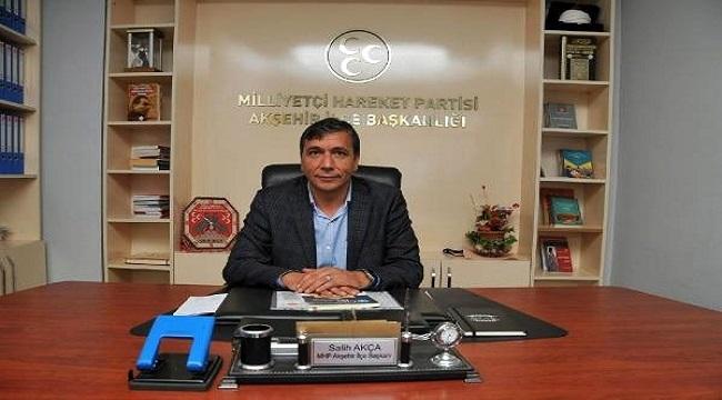MHP'li Akça'dan Kılıçdaroğlu'na suç duyurusu