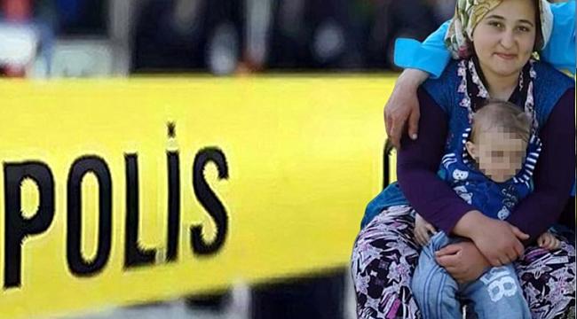 6 yaşındaki çocuk, annesini ipte asılı buldu