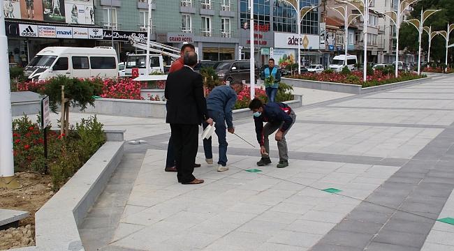 Akşehir Belediyesi Cuma Namazı İçin Tüm Hazırlıklarını Tamamladı