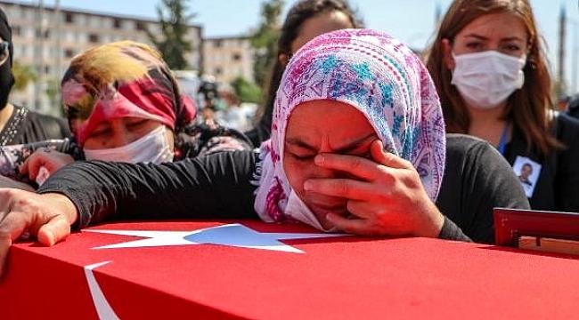TRAFİK KAZASINDA ŞEHİT DÜŞEN KONYALI POLİS TOPRAĞA VERİLDİ