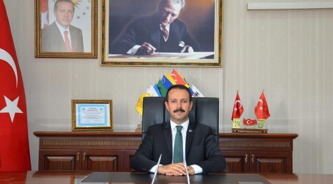 """ÇELTİK KAYMAKAMINDAN  """"KALPTEN KALBE BİR YOL VARDIR"""" PROJESİ"""