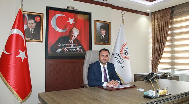 Başkan Ali Meşe : 'Miraç Bir Yükseliştir, Bir Hedeftir'