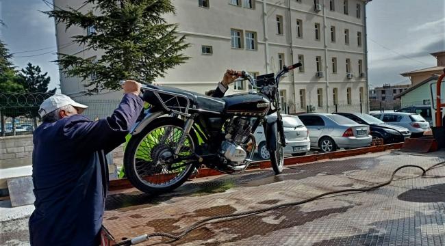 YUNAK'TA EHLİYETSİZ MOTORLARA İZİN YOK