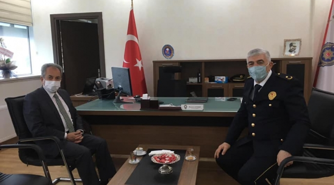 BAŞKAN AKKAYA POLİS HAFTASINI KUTLADI