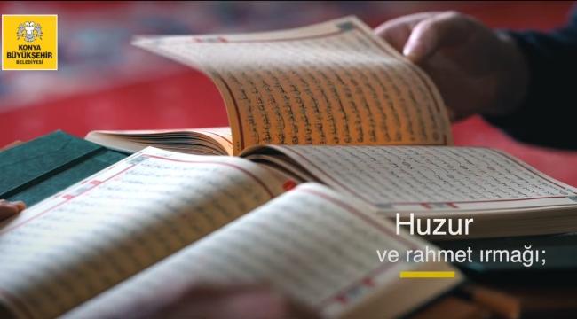 BÜYÜKŞEHİR YOUTUBE KANALI RAMAZAN'A ÖZEL HAZIRLANDI